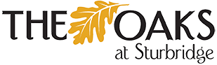 The Oaks logo