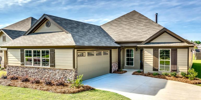 5 benefits of living in deer creek montgomery al for Home builders in montgomery al