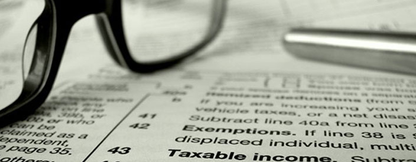 Tax information from Lowder New Homes