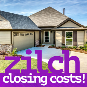 Zero Closing Cost from Lowder New Homes