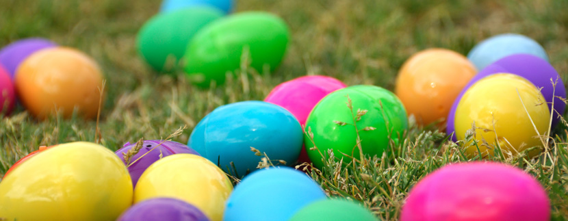 Easter Egg Dying Tip from Lowder new Homes