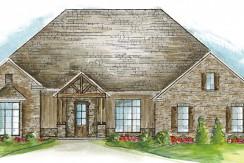 Mailoux Floorplan, Lowder New Homes