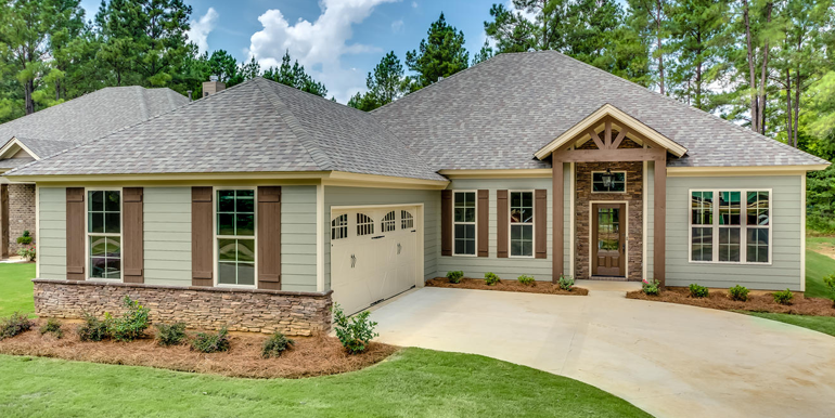 Beautiful New Homes For Sale In Woodland Creek Lowder