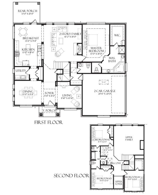 Bankhead Floorplan