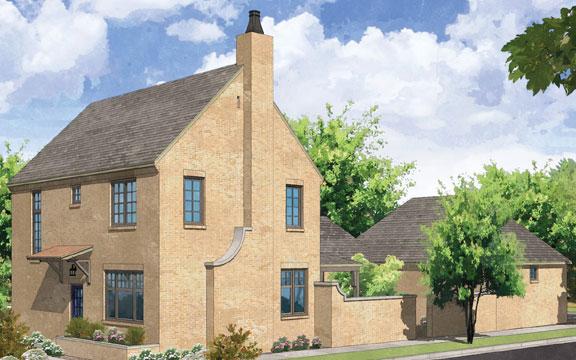 Bromley lowder homes for Custom home designs prattville al