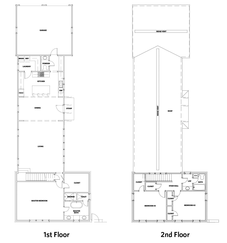 Hoxton Floor plan