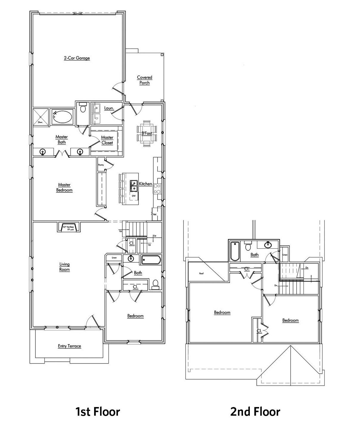 Maggie Floor Plan