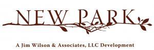 New Park Logo - A JWA Development