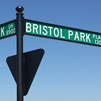 new_park_bristol_place_sign
