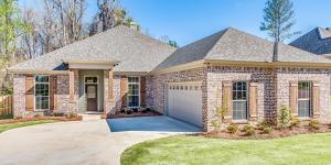 New construction homes in Deer Creek, Montgomery, Alabama