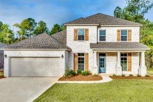 New construction homes in The Ridge at Sturbridge, Montgomery, Alabama