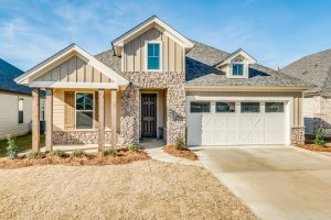 New construction homes in New Park, Montgomery, Alabama