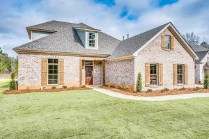 New construction homes in Stoneybrooke, Montgomery, Alabama