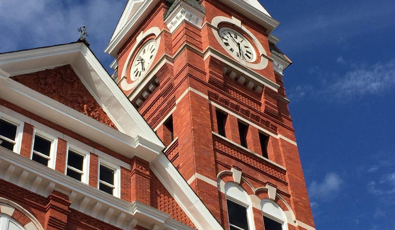 Auburn University building