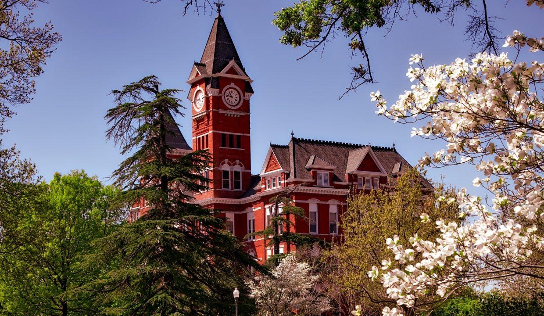 Auburn University in Auburn, Alabam